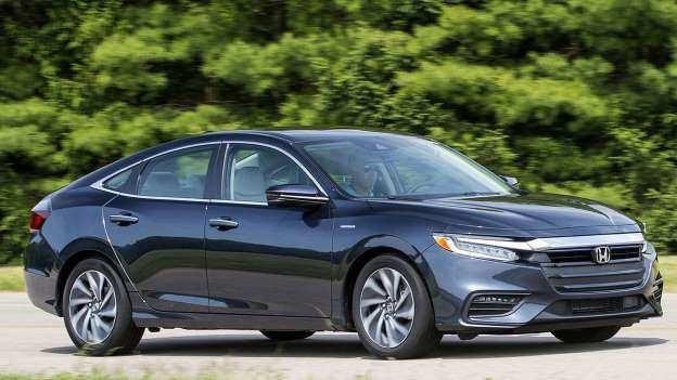 95 Concept of 2019 Honda Insight Configurations with 2019 Honda Insight