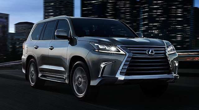 95 Concept of 2019 Lexus Lx 570 Release Date Images by 2019 Lexus Lx 570 Release Date