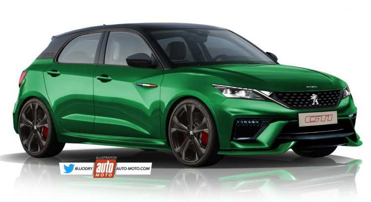 95 Concept of 2019 Peugeot 208 Gti Overview for 2019 Peugeot 208 Gti