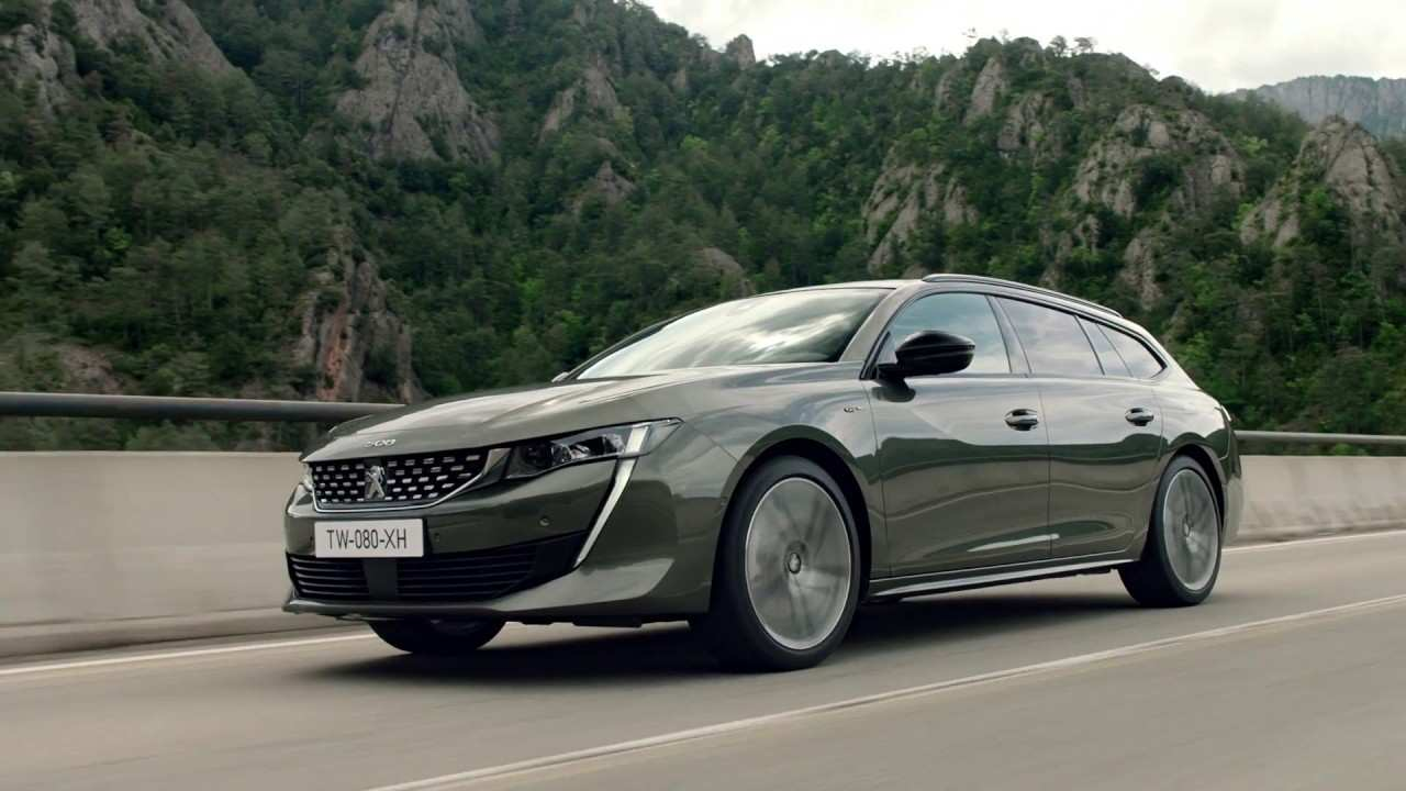 95 Concept of 2019 Peugeot 508 Sw Release by 2019 Peugeot 508 Sw