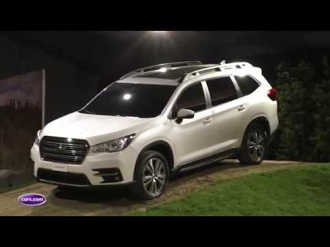 95 Concept of 2019 Subaru Ascent Debut Concept for 2019 Subaru Ascent Debut
