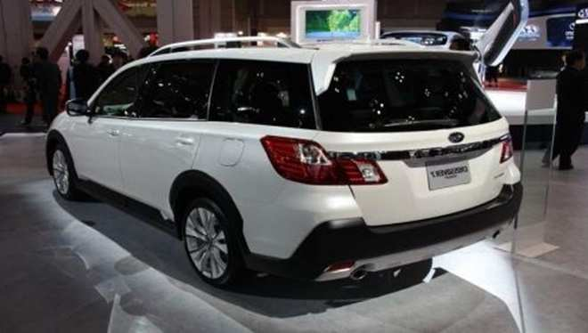 95 Concept of 2019 Subaru Outback Redesign Specs for 2019 Subaru Outback Redesign