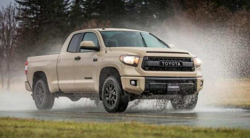 95 Concept of 2019 Toyota Tundra Concept Exterior with 2019 Toyota Tundra Concept