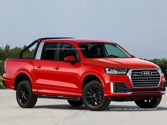 95 Concept of 2020 Audi Bakkie Wallpaper for 2020 Audi Bakkie