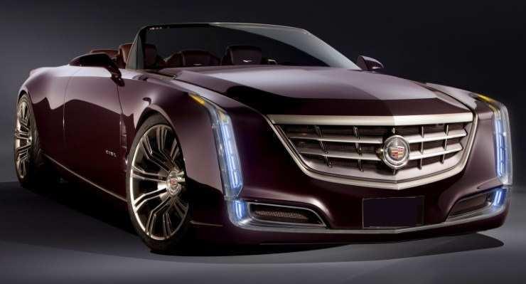 95 Concept of 2020 Cadillac Convertible Model for 2020 Cadillac Convertible