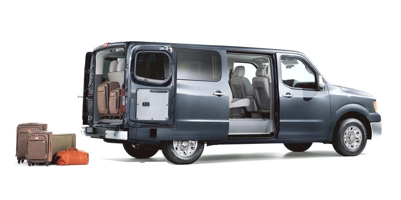 95 Concept of 2020 Nissan Nv Rumors for 2020 Nissan Nv
