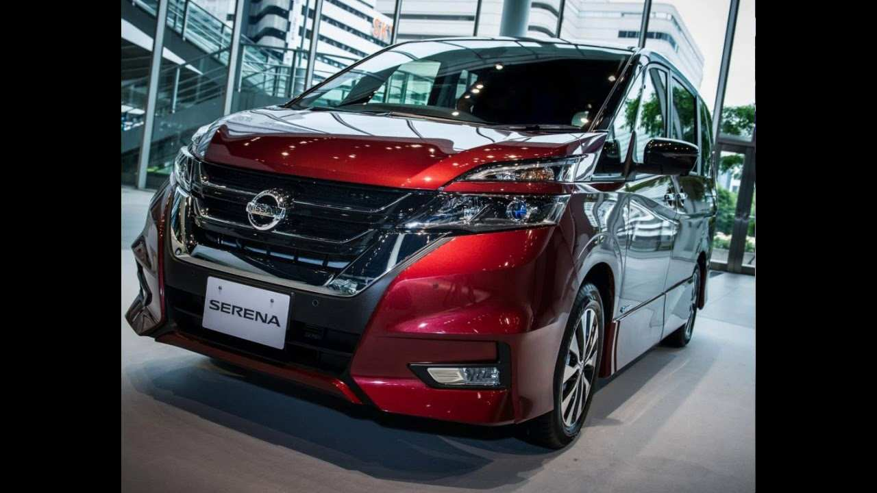 95 Concept of Nissan Serena 2019 Redesign and Concept with Nissan Serena 2019
