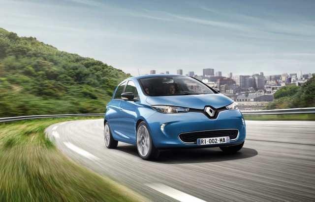 95 Concept of Renault Zoe 2020 Interior with Renault Zoe 2020