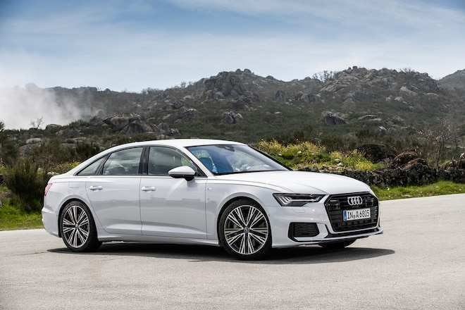 95 Gallery of 2019 Audi A6 News Price and Review by 2019 Audi A6 News