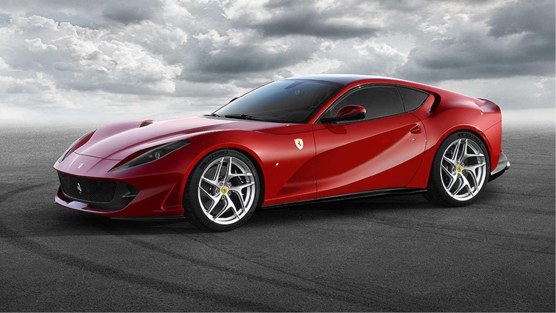 95 Gallery of 2019 Ferrari Gtc4Lusso Model by 2019 Ferrari Gtc4Lusso