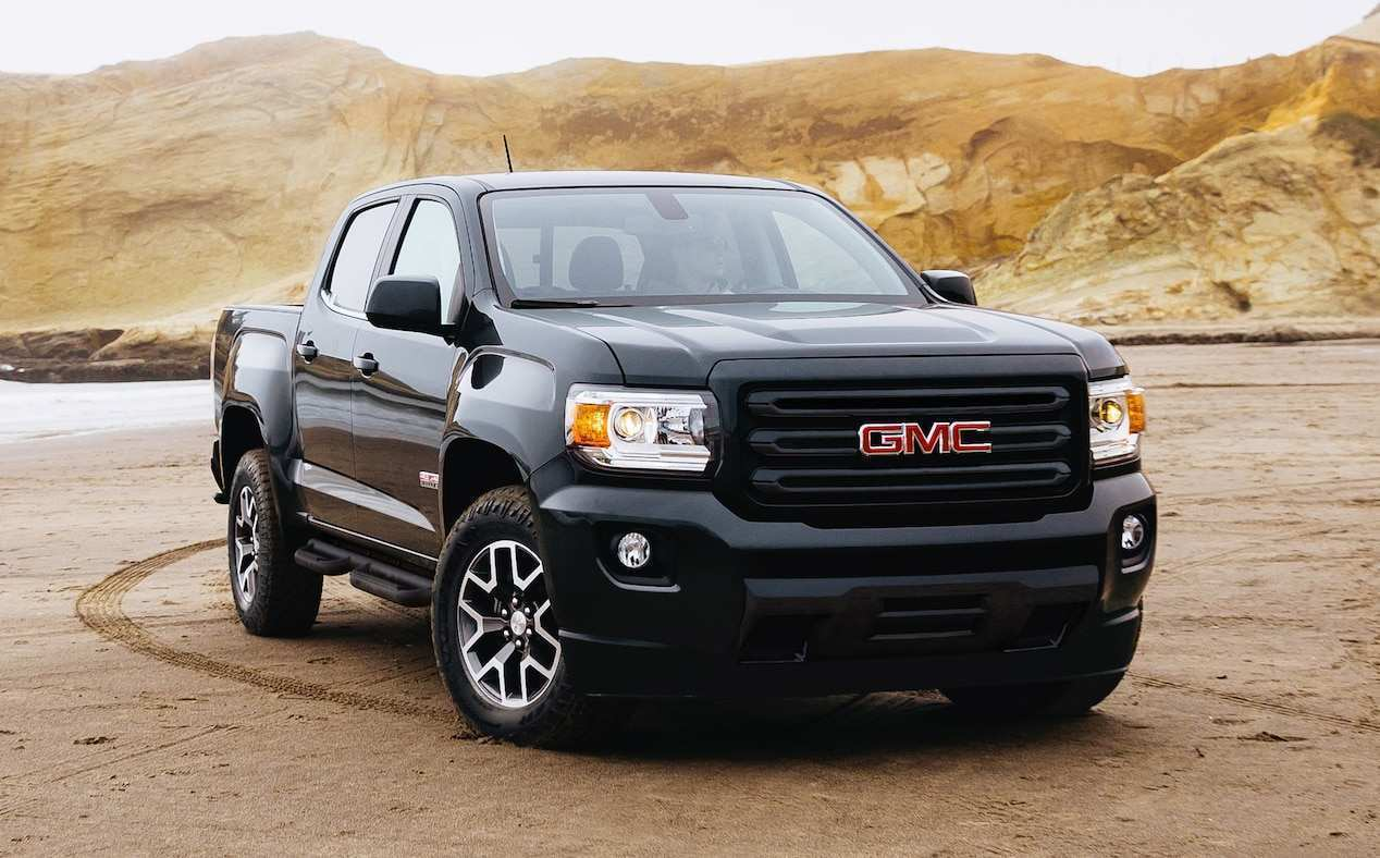 95 Gallery of 2019 Gmc Canyon All Terrain New Concept with 2019 Gmc Canyon All Terrain