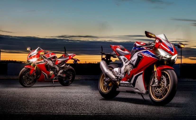 95 Gallery of 2019 Honda V4 Superbike Model with 2019 Honda V4 Superbike
