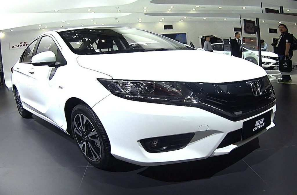95 Gallery of 2019 New Honda City Interior with 2019 New Honda City