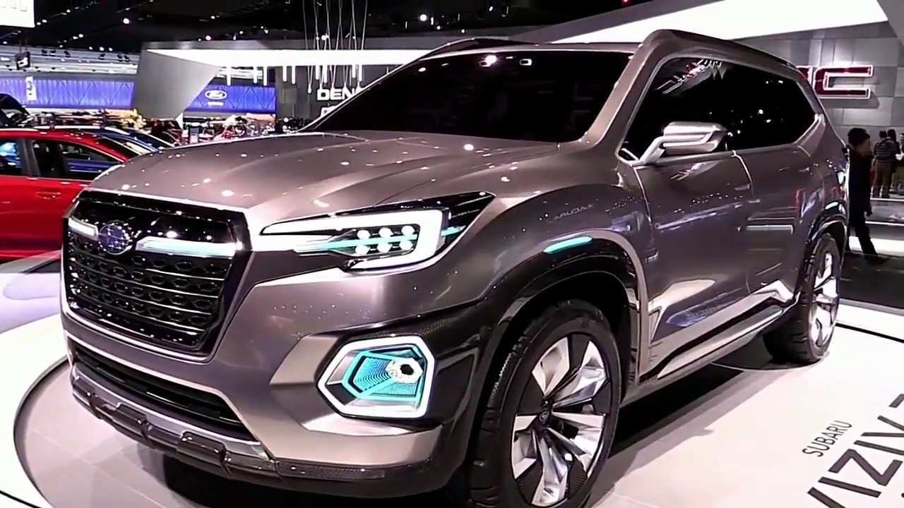 95 Gallery of 2019 Subaru Viziv Pickup Redesign and Concept for 2019 Subaru Viziv Pickup