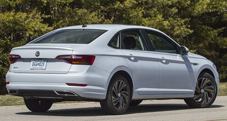 95 Gallery of 2019 Vw Jetta Redesign New Concept by 2019 Vw Jetta Redesign