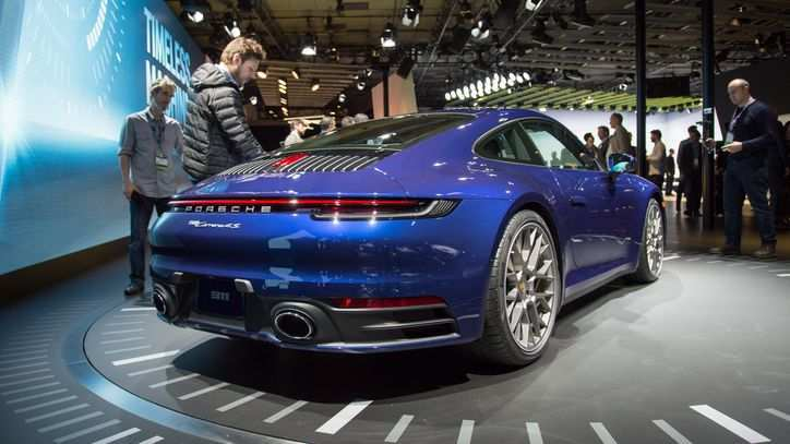 95 Gallery of 2020 Porsche Performance and New Engine with 2020 Porsche
