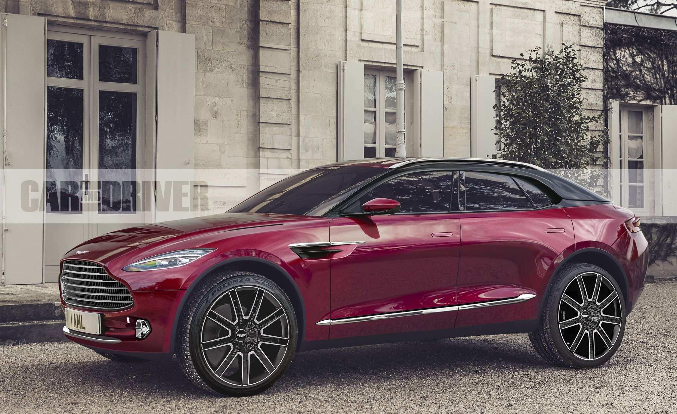 95 Great 2019 Aston Martin Suv History for 2019 Aston Martin Suv