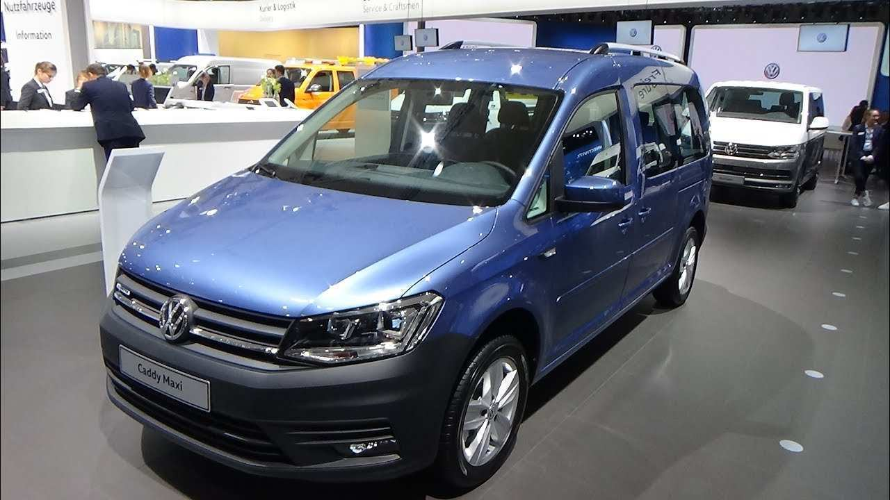 95 Great 2019 Volkswagen Caddy Concept for 2019 Volkswagen Caddy