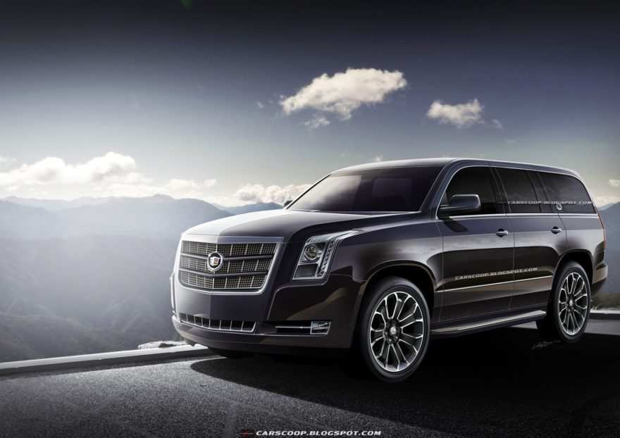 95 Great New 2020 Cadillac Escalade Interior with New 2020 Cadillac Escalade