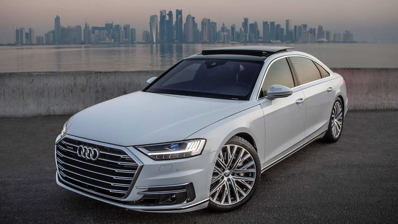 95 New 2019 Audi S8 Redesign and Concept by 2019 Audi S8