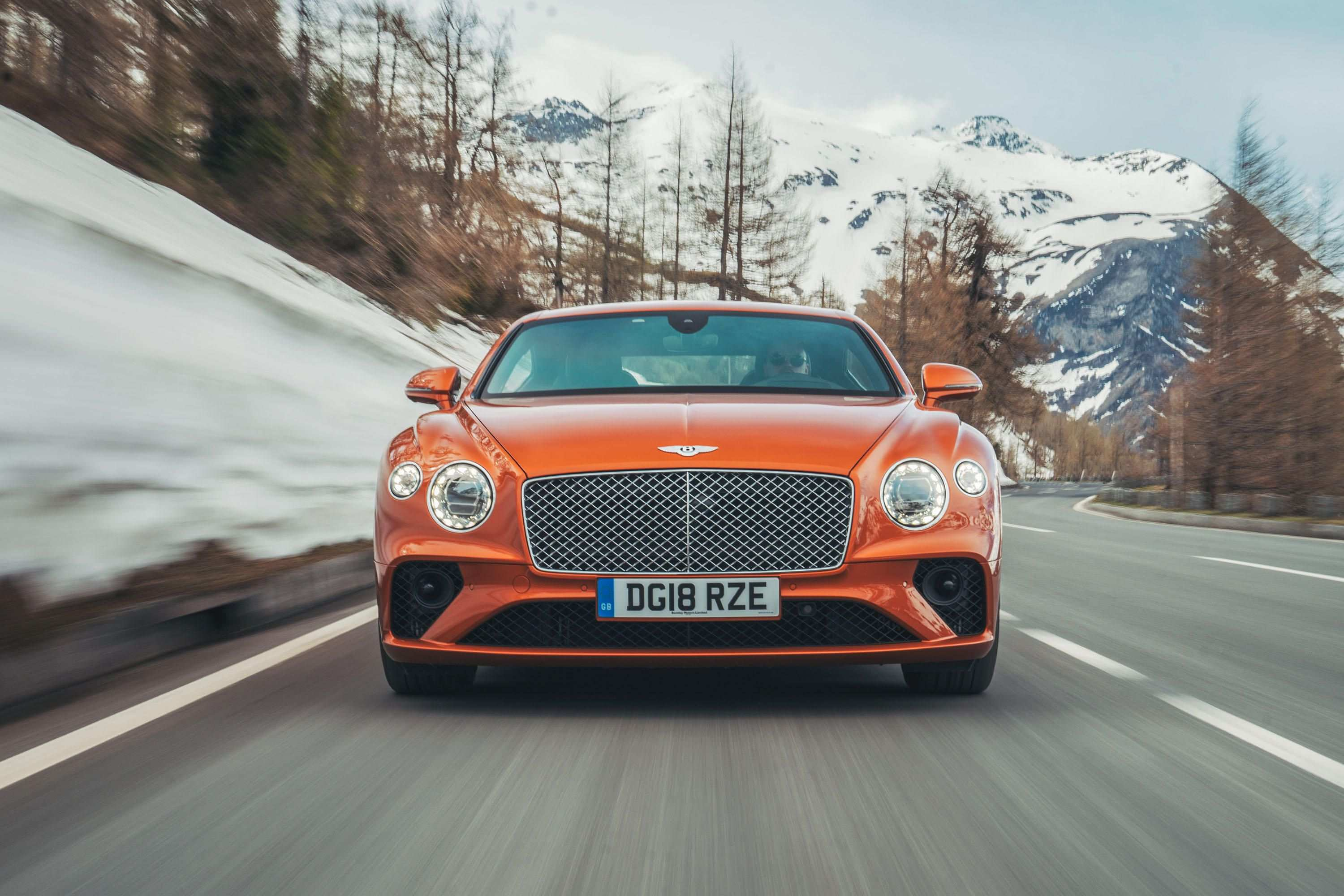 95 New 2019 Bentley Gt V8 New Concept with 2019 Bentley Gt V8