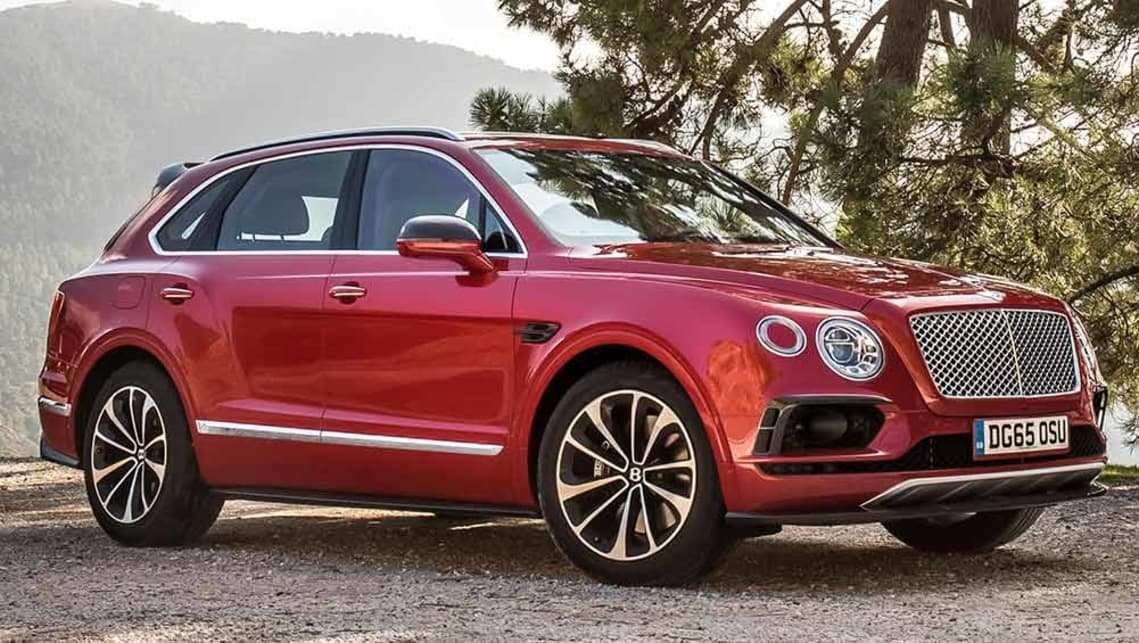 95 New 2019 Bentley Suv Price Reviews by 2019 Bentley Suv Price