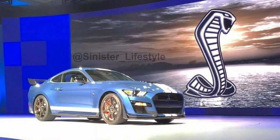 95 New 2019 Ford Gt 500 Exterior by 2019 Ford Gt 500