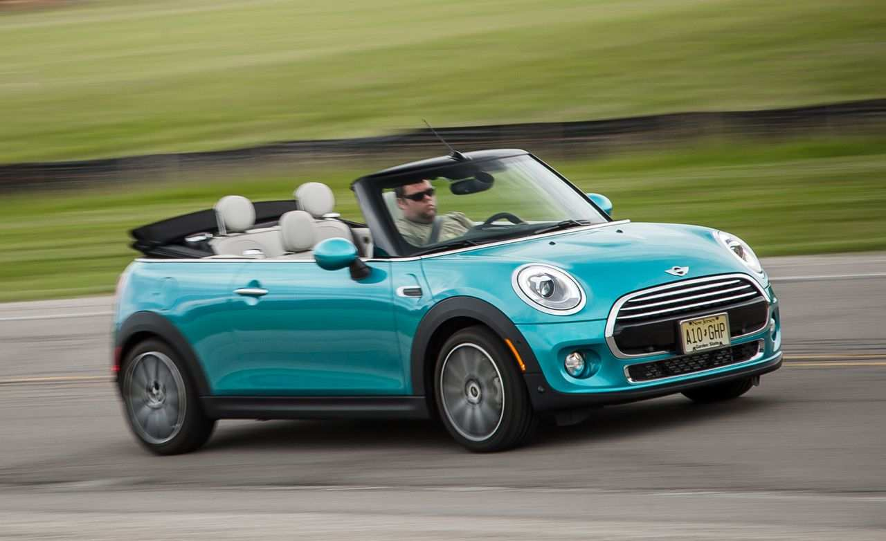 95 New 2019 Mini Convertible Review Price and Review with 2019 Mini Convertible Review
