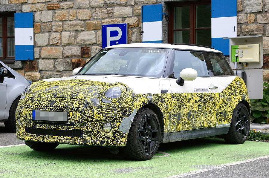 95 New 2019 Mini Cooper Electric Exterior by 2019 Mini Cooper Electric
