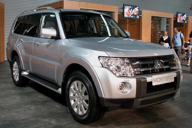 95 New 2019 Mitsubishi Montero Spy Shoot by 2019 Mitsubishi Montero