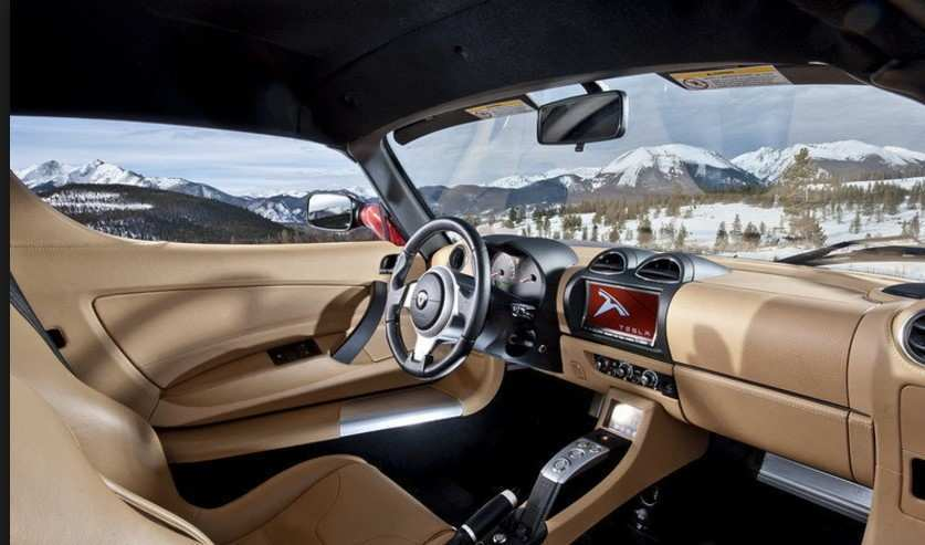 95 New 2019 Tesla Interior Spy Shoot by 2019 Tesla Interior