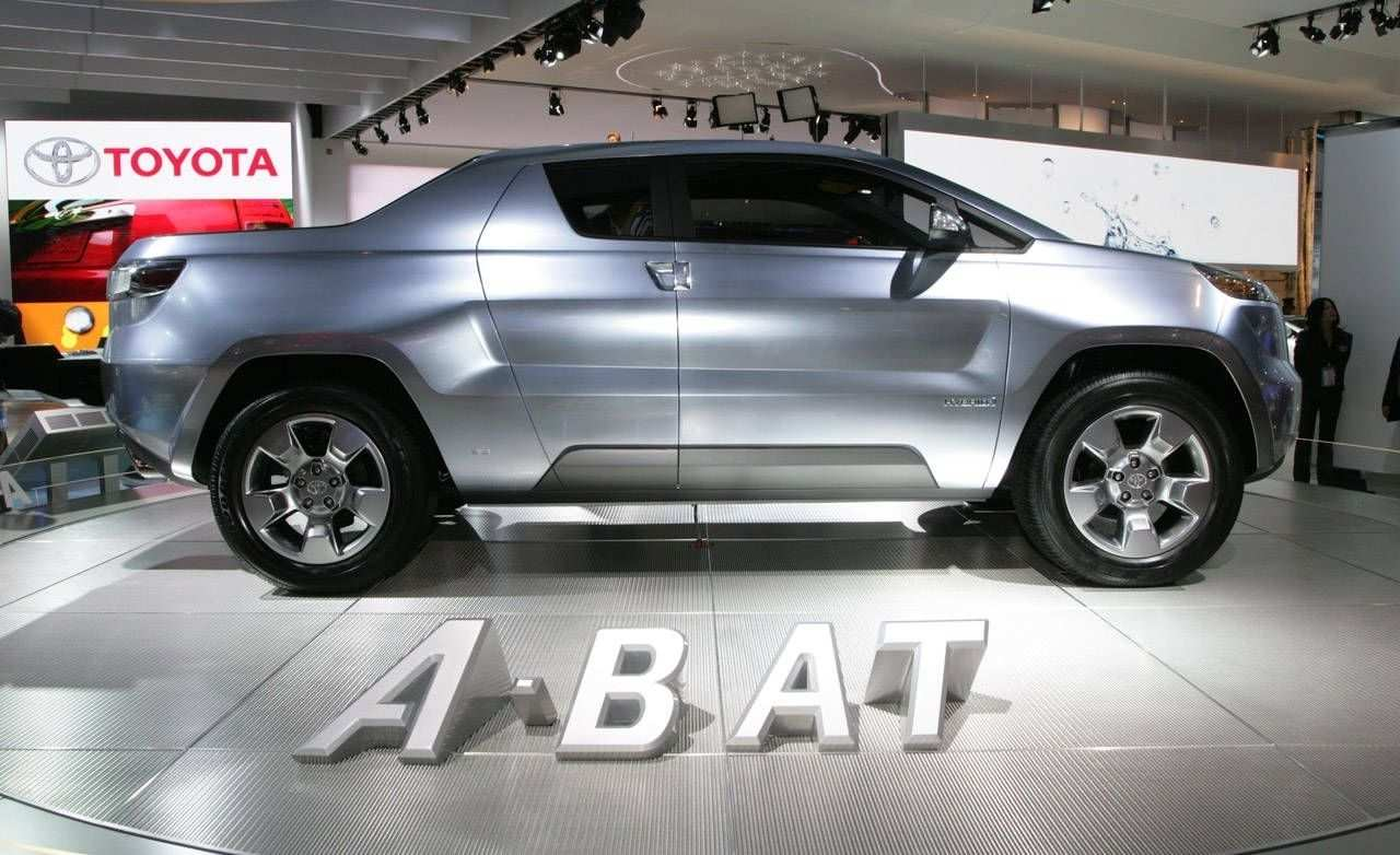 95 New 2019 Toyota A Bat Style with 2019 Toyota A Bat