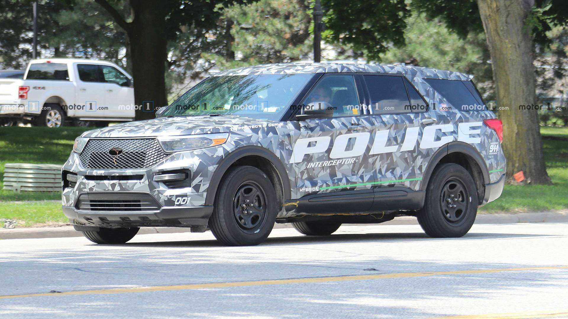 95 New 2020 Ford Police Utility Speed Test for 2020 Ford Police Utility