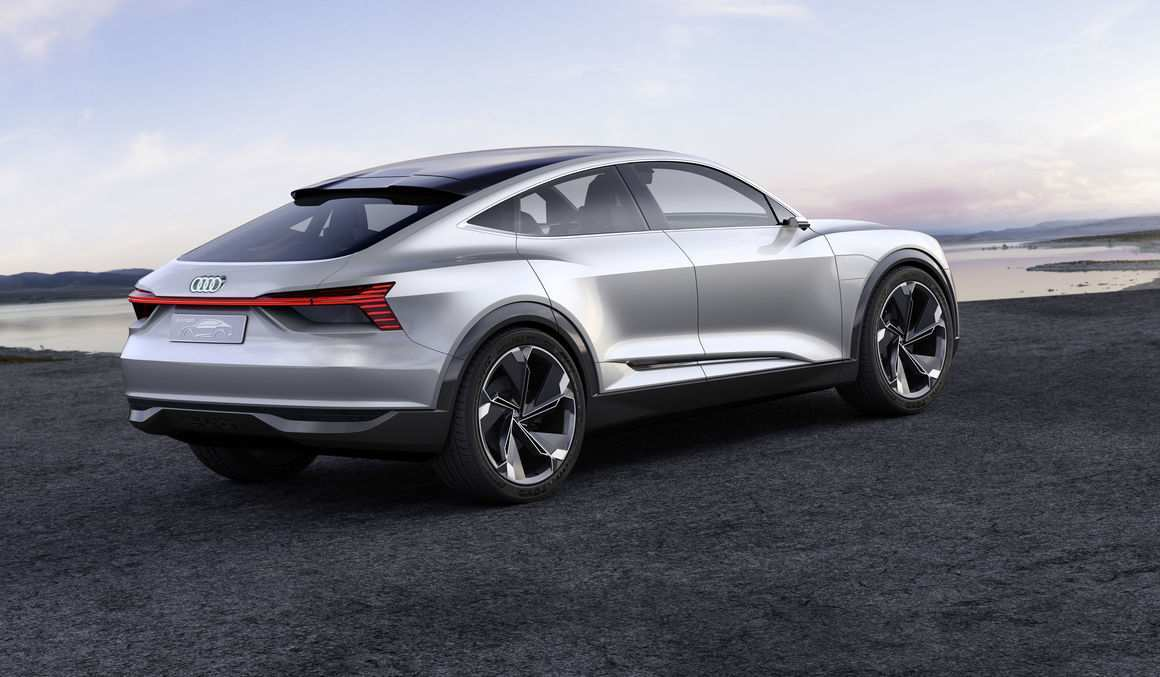 95 The 2019 Audi Electric Car First Drive for 2019 Audi Electric Car