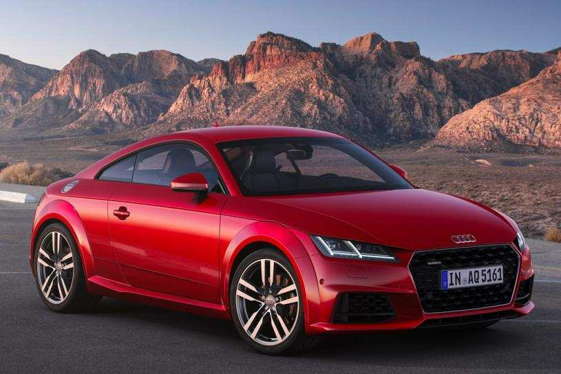 95 The 2019 Audi Tt Rs Exterior and Interior for 2019 Audi Tt Rs