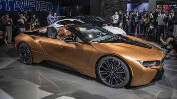 95 The 2019 Bmw I8 Roadster Review with 2019 Bmw I8 Roadster