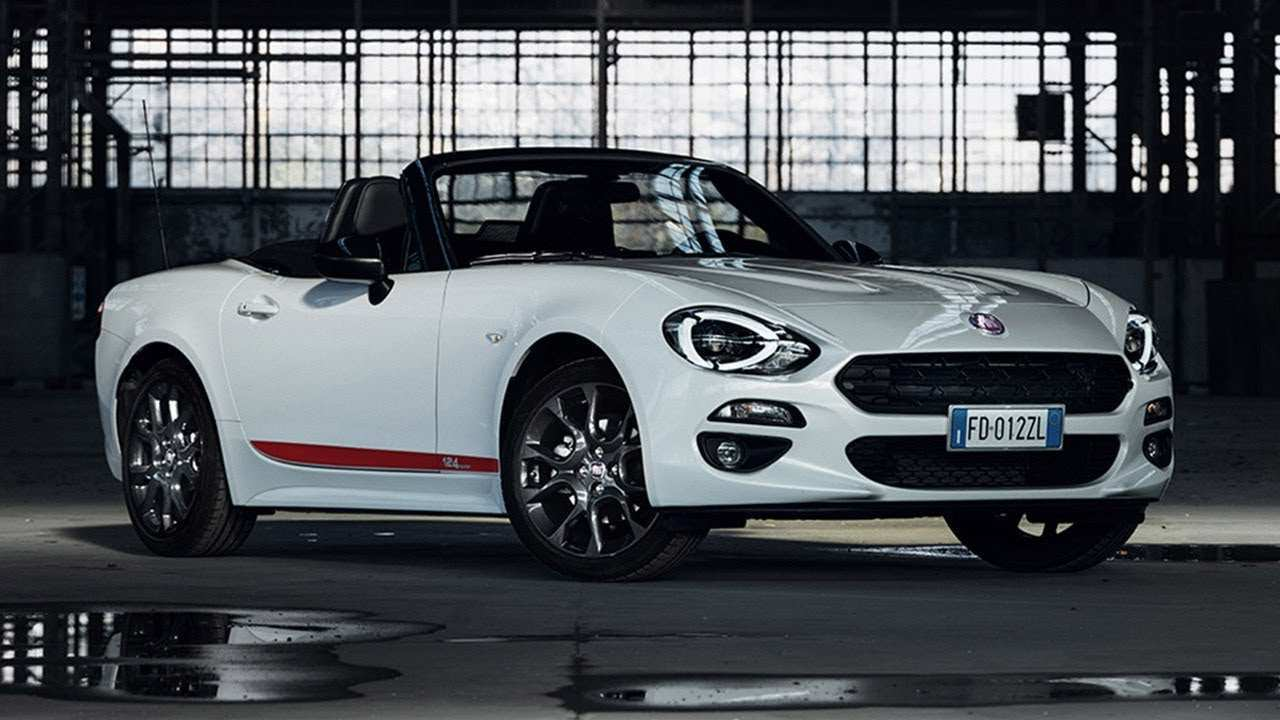 95 The 2019 Fiat Abarth 124 Spider Picture with 2019 Fiat Abarth 124 Spider