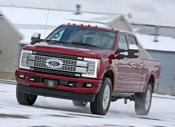 95 The 2019 Ford Super Duty Diesel Configurations by 2019 Ford Super Duty Diesel