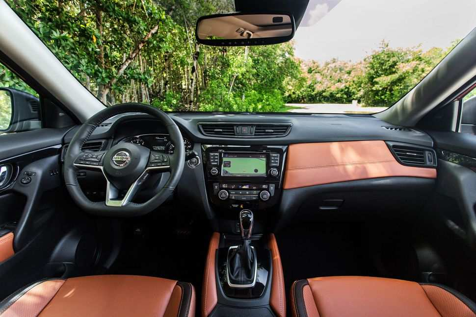 95 The 2019 Nissan Rogue Engine Prices by 2019 Nissan Rogue Engine