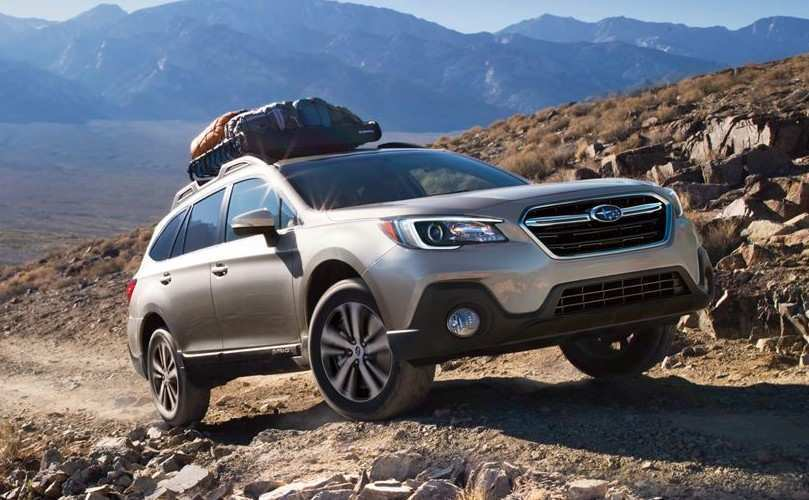 95 The 2019 Subaru Outback Redesign Ratings with 2019 Subaru Outback Redesign
