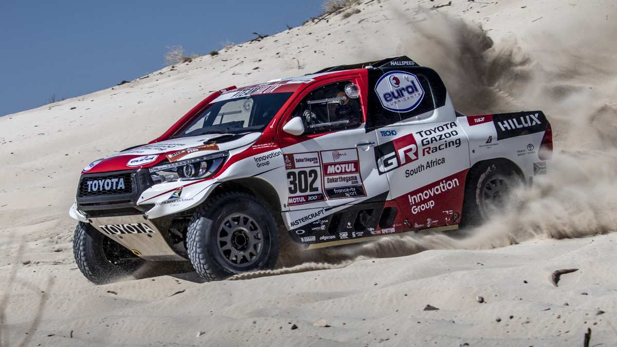 95 The 2019 Toyota Dakar Ratings for 2019 Toyota Dakar