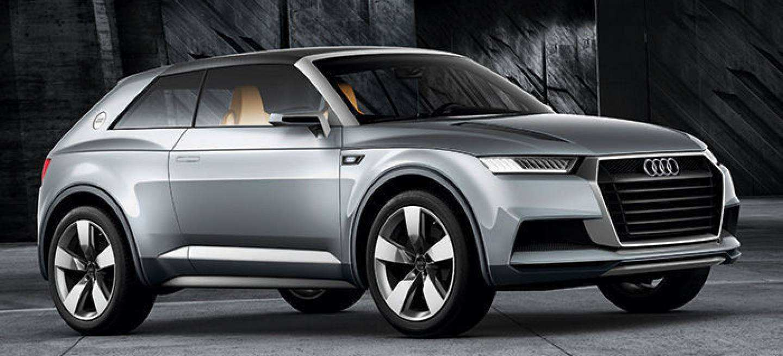 95 The Audi Uno 2020 First Drive for Audi Uno 2020