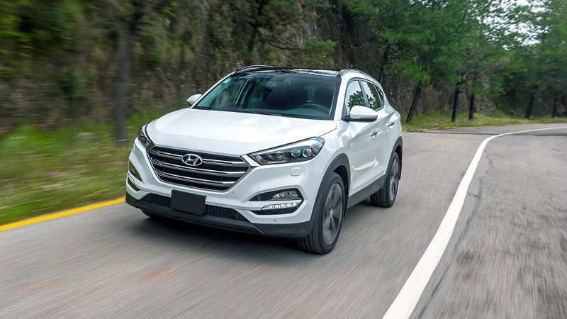 95 The Hyundai Tucson 2019 Facelift Configurations by Hyundai Tucson 2019 Facelift