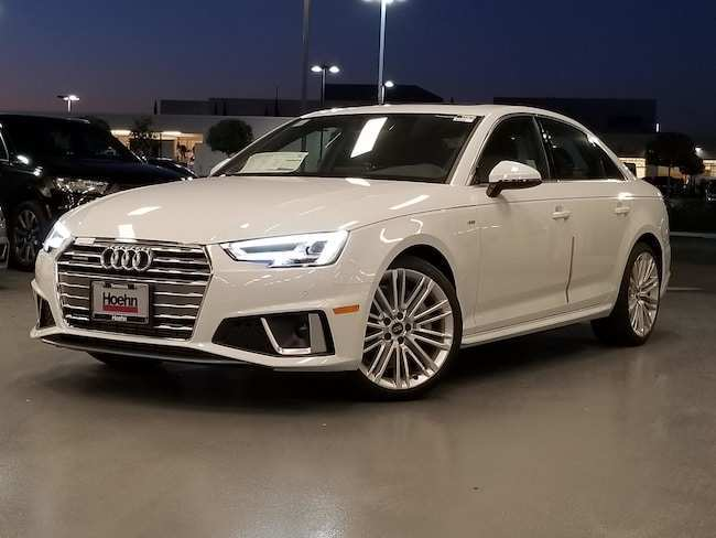 96 All New 2019 Audi A4 For Sale Model with 2019 Audi A4 For Sale