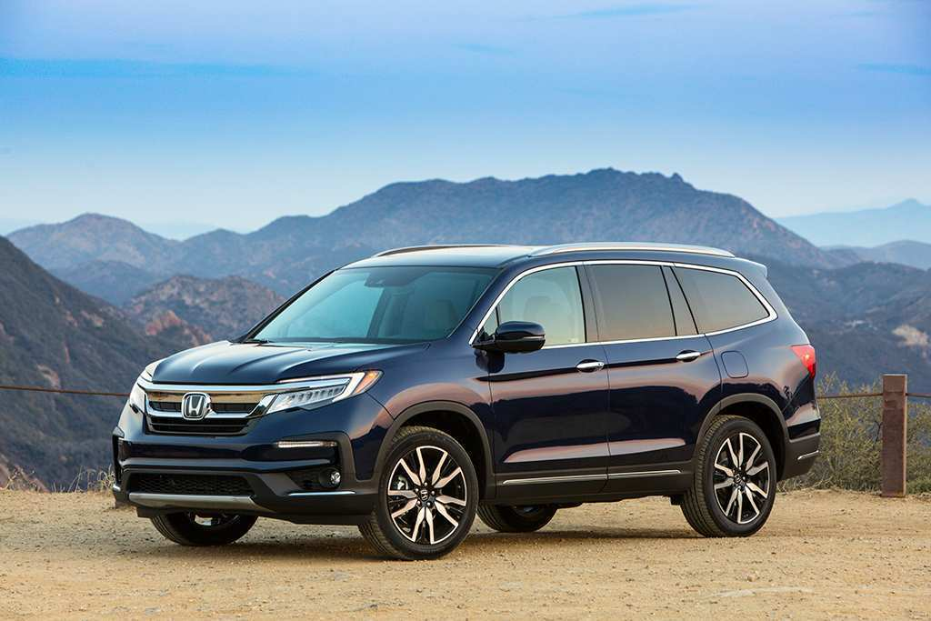 96 All New 2019 Honda Pilot Style with 2019 Honda Pilot
