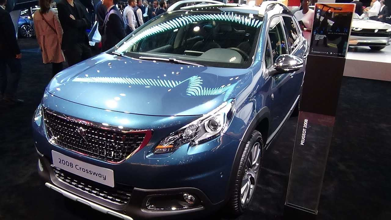 96 All New 2019 Peugeot 2008 Redesign by 2019 Peugeot 2008