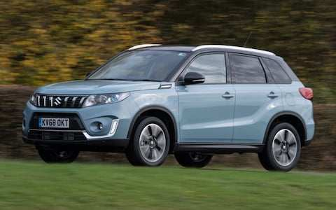 96 All New 2019 Suzuki Suv Prices for 2019 Suzuki Suv