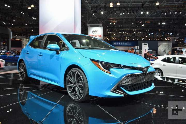 96 All New 2019 Toyota Corolla Im Review with 2019 Toyota Corolla Im