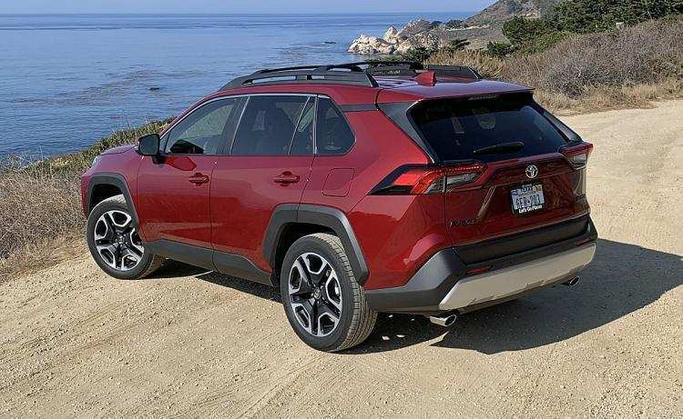 96 All New 2019 Toyota Rav4 First Drive with 2019 Toyota Rav4