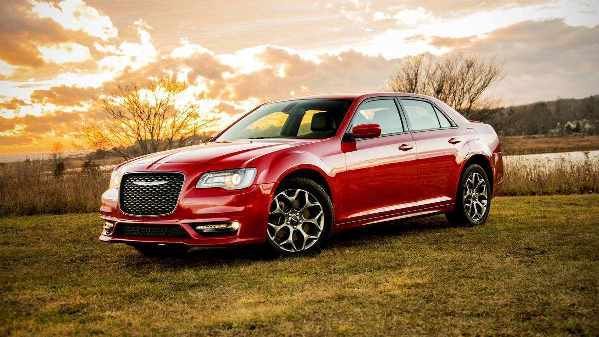 2020 Chrysler 300 Redesign - Car Review : Car Review